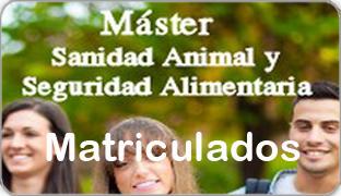 Matrícula Master